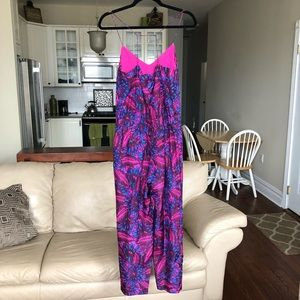 J. Crew Other - NWT J.Crew Tropical Floral Jumpsuit
